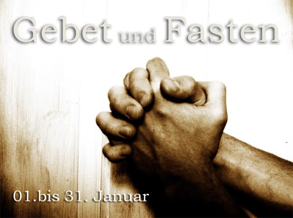 gebet+fasten